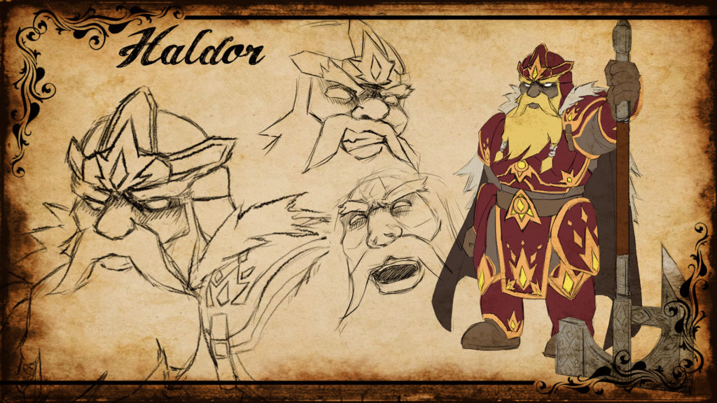 Haldor Concept Artwork