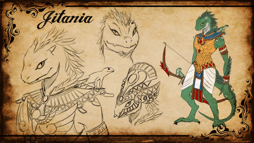 Jitania Concept Artwork