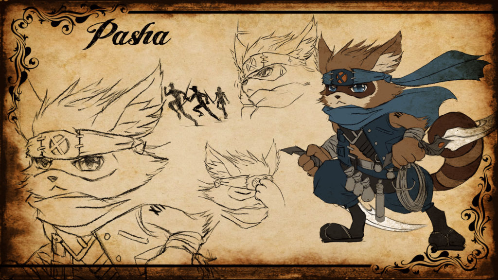 Pasha Concept Artwork